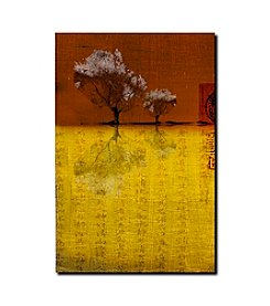 Trademark Fine Art Tree III by Miguel Paredes Canvas Art