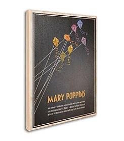 Trademark Fine Art Mary Poppins by Megan Romo Canvas Art