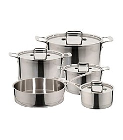 Magefesa® Inoxia 9-pc. Stainless Steel Cookware Set