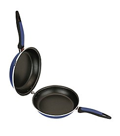 Magefesa® 2-pc. Blue Nonstick Frittata Pan