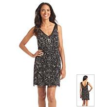 Adrianna Papell® Beaded Short Cocktail Dress