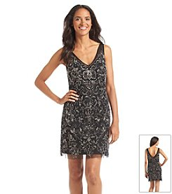 Adrianna Papell® Beaded Short Cocktail Dress