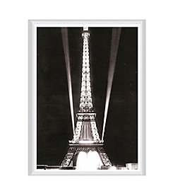 Greenleaf Art Tower Lights Framed Canvas Art