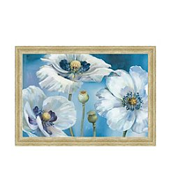 Greenleaf Art Blue Dance I Framed Canvas Art