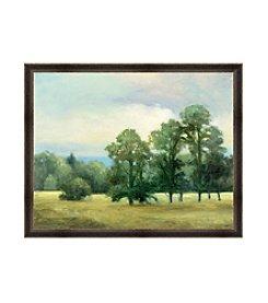 Greenleaf Art Valley Reverie Framed Canvas Art