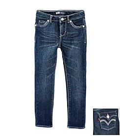Levi's® Girls' 4-6X Trintiy Wash Skinny Jeans