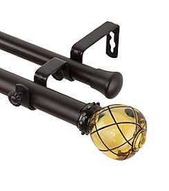 Rod Desyne Supreme Double Curtain Rod