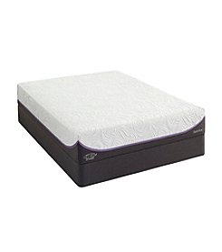 Sealy Posturepedic Optimum Inspiration Gold Firm Memory Foam Mattress & Box Spring Set