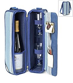 Picnic at Ascot Aegean Wine Carrier for Two
