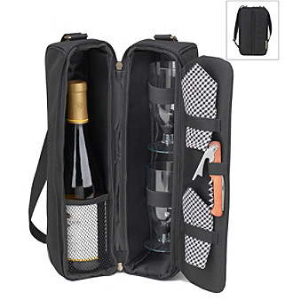 Picnic at Ascot Sunset Wine Carrier for Two