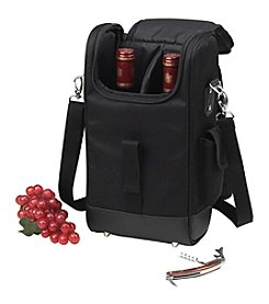 Picnic at Ascot Two Bottle Carrier