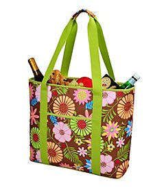 Picnic at Ascot Floral Extra Large Insulated Tote