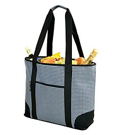 Picnic at Ascot Houndstooth Extra  Large Insulated Tote