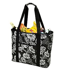 Picnic at Ascot Night Bloom Extra Large Insulated Tote