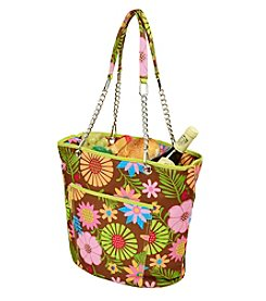 Picnic at Ascot Floral Fashion Cooler Tote