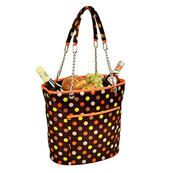 Picnic at Ascot Julia Dot Fashion Cooler Tote