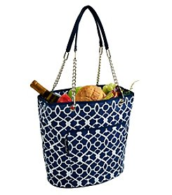 Picnic at Ascot Trellis Fashion Cooler Tote