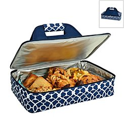 Picnic at Ascot Trellis Insulated Casserole Carrier