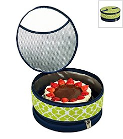 Picnic at Ascot Trellis Pie and Cake Carrier