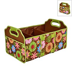 Picnic at Ascot Floral Foldable Trunk Organizer