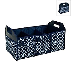 Picnic at Ascot Trellis Foldable Trunk Organizer