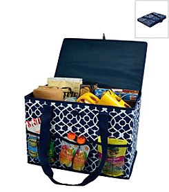 Picnic at Ascot Trellis Home and Car Trunk Organizer