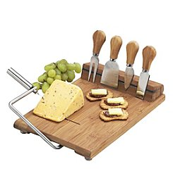 Picnic at Ascot Stilton Cheese Board Set