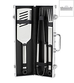 Picnic at Ascot BBQ 3-pc. Set in Aluminum Case