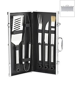Picnic at Ascot BBQ 5-pc. Primary Stainless Grill Tools Set