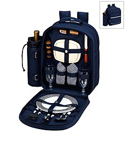 Picnic at Ascot Bold Picnic Backpack for Two