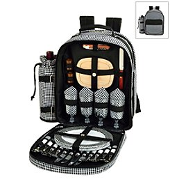Picnic at Ascot Picnic Backpack for Four