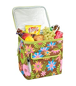 Picnic at Ascot Floral Multi Purpose 24-Can Cooler