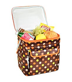 Picnic at Ascot Julia Dot Multi Purpose 24-Can Cooler