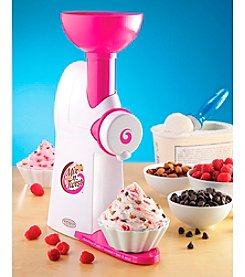 Nostalgia Electrics® Mix `N Twist Ice Cream & Toppings Mixer