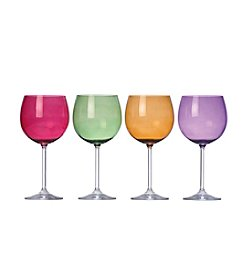 Lenox® Tuscany Harvest Set of 4 Balloon Wine Glasses
