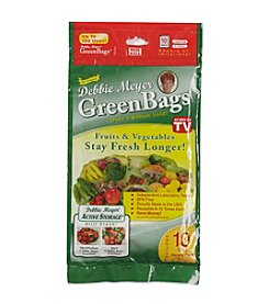 Debbie Meyer Green Bags 10 Bag Package
