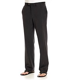 Tommy Bahama® Men's Coastal Twill Flat Front Pants