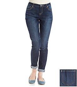 ruff hewn GREY Skinny Denim Jeans