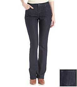 ruff hewn GREY Slim Boot Jeans