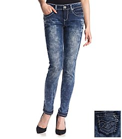 Hydraulic® Bailey Soft Touch Knit Denim Skinny Jeans