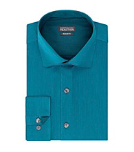 Kenneth Cole REACTION® Men's Regular Fit Long Sleeve Dress Shirt