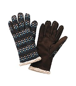 Ruff Hewn Spacedye Microsuede Gloves