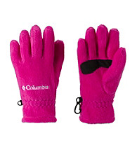 Columbia Girls' Fast Track Fleece Gloves