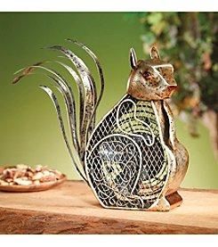 Deco Breeze Squirrel Figurine Fan