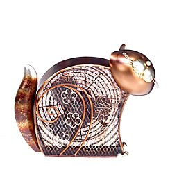 Deco Breeze Kitty Figurine Fan