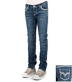 Levi's® Girls' 7-16 Rhinestone Skinny Jeans