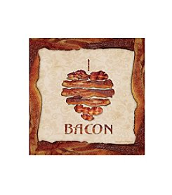 Thirstystone® Occasions Set of Four I Love Bacon Drink Coasters