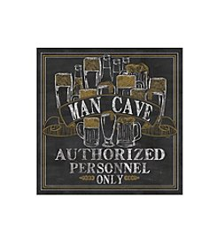 Thirstystone® Occasions Set of Four Man Cave Drink Coaster Set