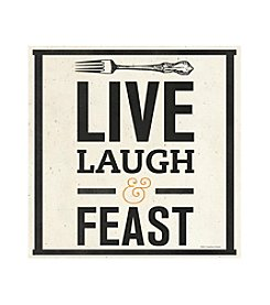 Thirstystone® Occasions Live Laugh & Feast Trivet