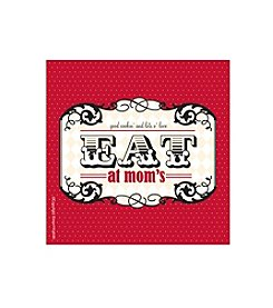 Thirstystone® Occasions Set of Four Eat at Mom's Drink Coasters